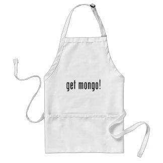 get mongo standard apron