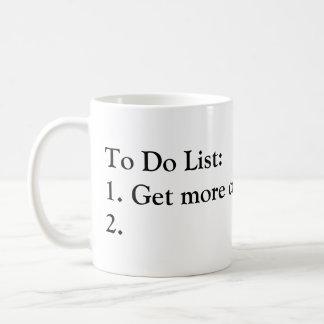 Get More Coffee Mug