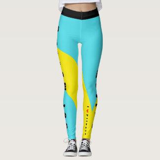 Get Moving Designer Leggings by Julie Everhart