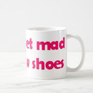 Get New Shoes Coffee Mug
