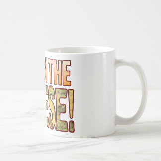 Get On Blue Cheese Coffee Mug