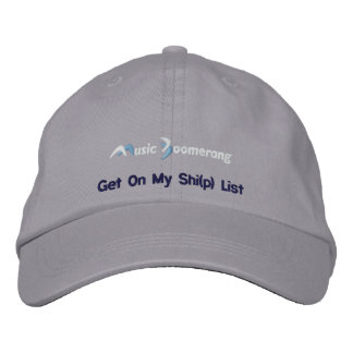 Get On My Shi(p) List Cap