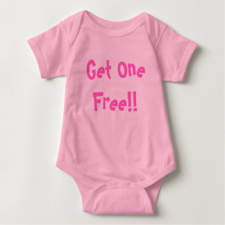 Get One Free!! Baby Bodysuit