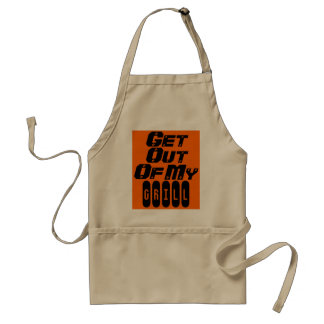 Get Out of my Grill Apron