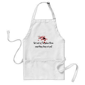 Get Out of the Kitchen Standard Apron