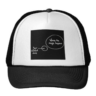 Get Out of Your Comfort Zone Trucker Hat