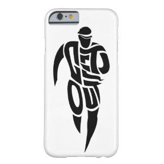 Get Out!!!! Runner. Barely There iPhone 6 Case