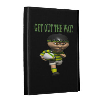 Get Out The Way iPad Folio Cases