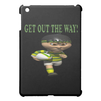 Get Out The Way iPad Mini Cover