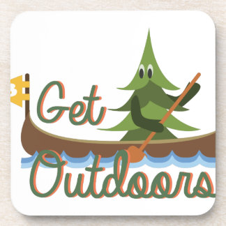 Get Outdoors Coaster