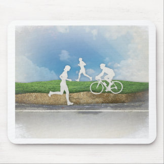 Get Outside Mouse Pad
