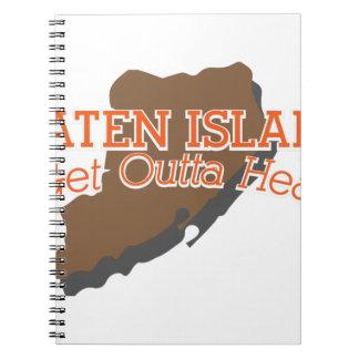 Get Outta Hea! Note Book