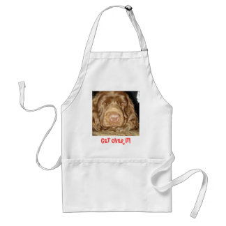Get Over It! Standard Apron