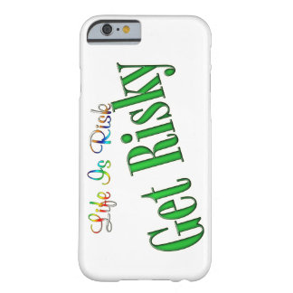 Get Risky Barely There iPhone 6 Case