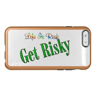 Get Risky Incipio Feather® Shine iPhone 6 Case