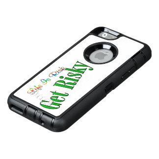 Get Risky OtterBox Defender iPhone Case