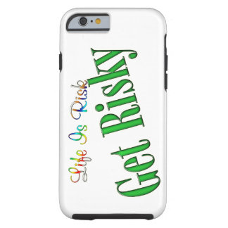 Get Risky Tough iPhone 6 Case
