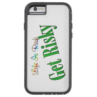 Get Risky Tough Xtreme iPhone 6 Case