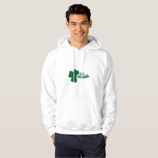 Get Shamrocked St. Patrick's Day Funny Hoodie