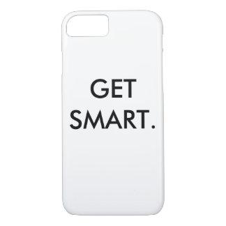 Get smart. iPhone 7 case