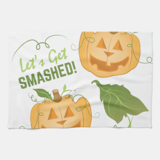 Get Smashed Kitchen Towel