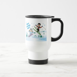 Get some air! travel mug