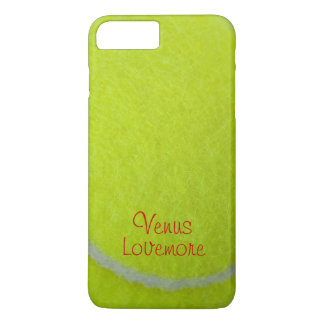 Get Sporty_Tennis_Fuzzy Ball Design_personalized iPhone 7 Plus Case