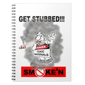 GET STUBBED_1 NOTEBOOK