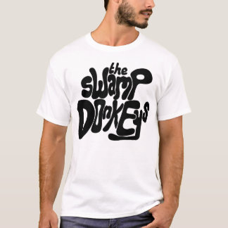 Get Swamped New Design (Black logo) T-Shirt