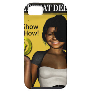 GET THAT DEED!!! iPhone 5 CASE