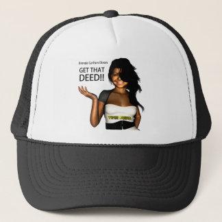 GET THAT DEED TRUCKER HAT