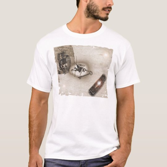Get The Key Steam Punk T-Shirt