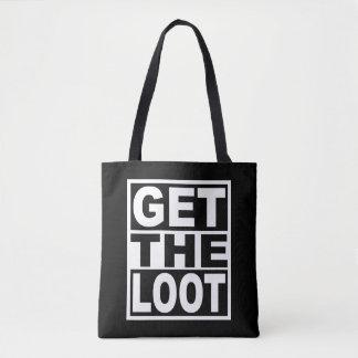 Get the Loot Tote Bag