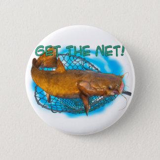 Get the Net 2 Inch Round Button