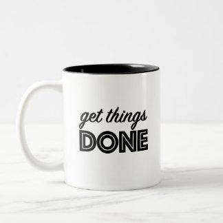 Get Things Done! Motivational Mug