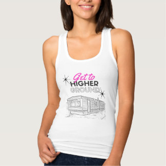 get to higher ground tank - promotional