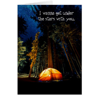 Get Together and Camp Missing You Card