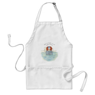 Get Well Apron