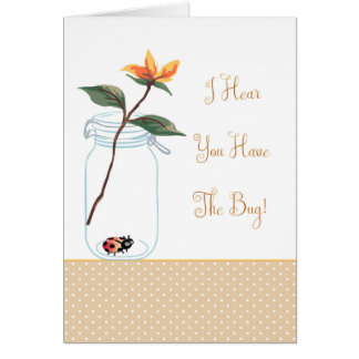 Get Well Card for Flu, or Bad Cold