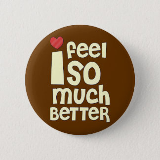 Get Well Gifts, T-shirts | Feel Better 2 Inch Round Button