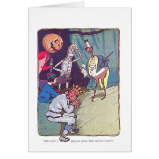 Get Well Soon!  From the Marvelous Land of Oz Card