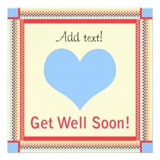 get well soon invites 84 get well soon invitation templates. Black Bedroom Furniture Sets. Home Design Ideas