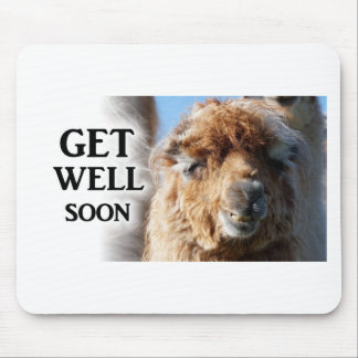 Get Well Soon Mouse Pad