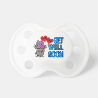 Get Well Soon Pacifiers