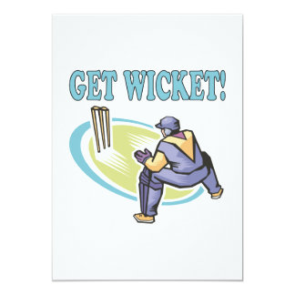 Get Wicket Card