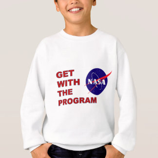 Get With The Program Sweatshirt