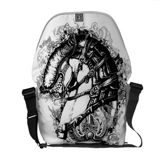 get yer insectoid freak on! courier bag