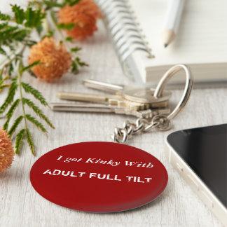 Get your Adult Full Tilt Swag Keychains