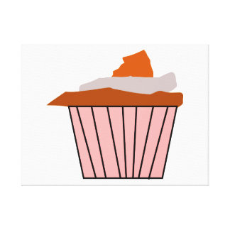 Get your Delicious Cupcake style on. Canvas Prints