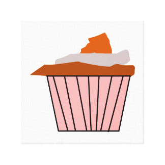 Get your Delicious Cupcake style on. Gallery Wrap Canvas